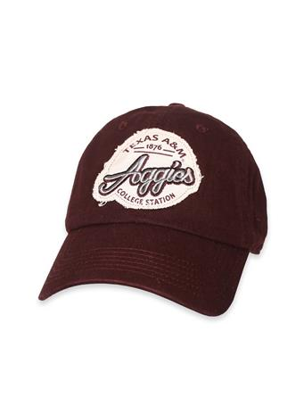 Texas A&M Aggies Youth Scene Cap