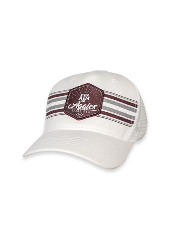 Texas A&M Youth Sunzr Snapback