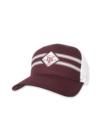 Texas A&M Youth Walker Snapback