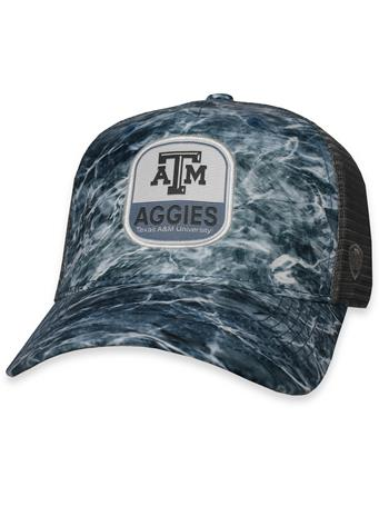 Texas A&M Wet Adjustable Snapback