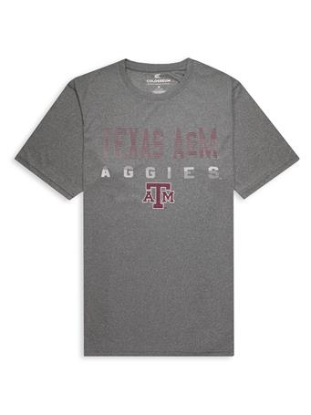 Texas A&M Aggies Colosseum Flanders Performance Tee