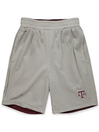 Texas A&M Youth Fieldtrip Reversible Short