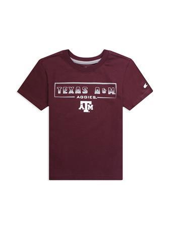 Texas A&M Aggies His Skill Toddler Tee