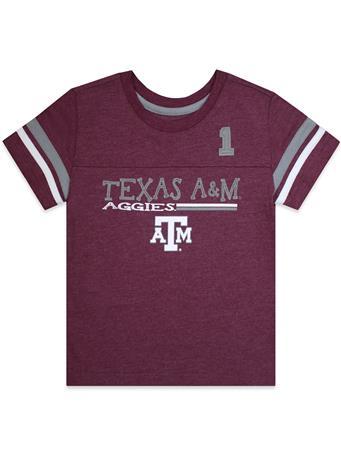Texas A&M Boone Toddler Boys Tee