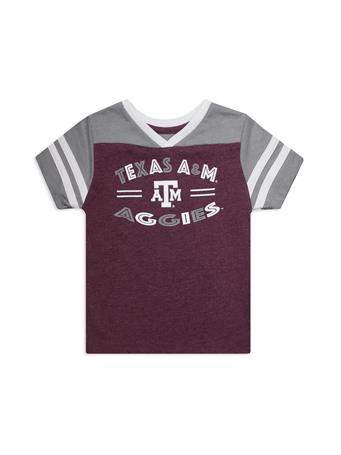 Texas A&M Aggies Toddler Girls Tee