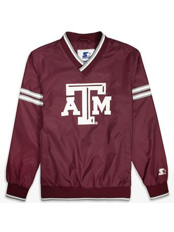 Texas A&M Gameday Trainer II V-Neck Pullover