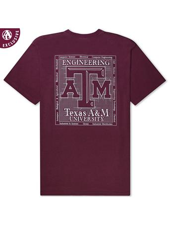 Texas A&M Engineering T-Shirt