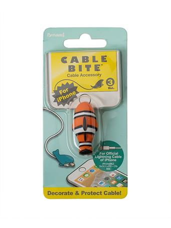 Clownfish iPhone Cable Bite