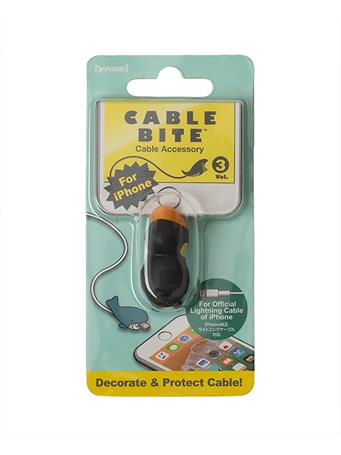 Emperer Penguin iPhone Cable Bite