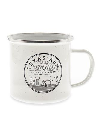 Texas A&M Stainless Santa Fe Festival Cup