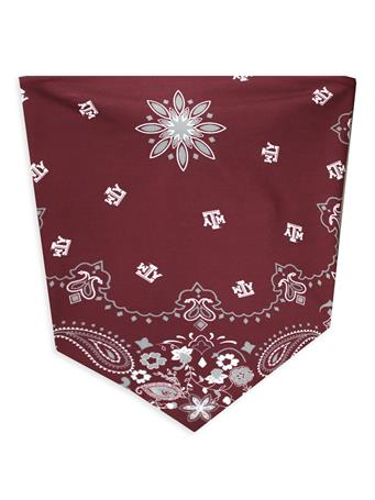 Texas A&M ZooZatz Tie Back Bandana Tube Top