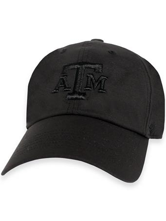 Texas A&M '47 Brand Black Repetition Cap