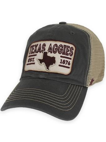 Texas A&M Aggies '47 Brand Sallana Clean Up Cap