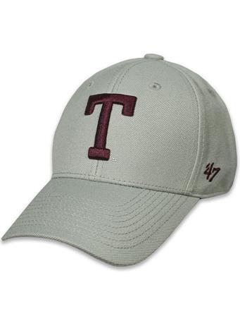 Texas A&M '47 Brand Block T Vin MVP Cap