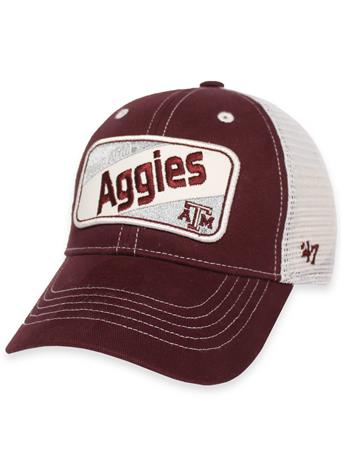 Texas A&M Aggies '47 Brand Woodlawn Youth Cap