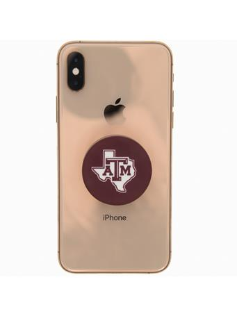 Texas A&M Lone Star Pop Socket