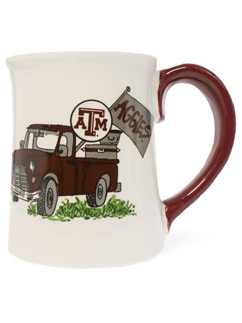 Texas A&M Traditions Tailgates & Touchdowns Mug