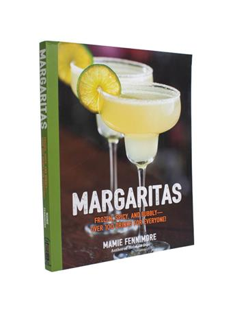 Margaritas Recipe Book