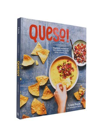 Queso! Recipe Book