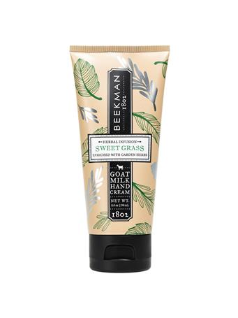 Sweet Grass Goat Milk Hand Cream