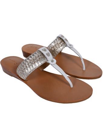 Jack Rogers Tinsley Demi Wedge Sandals