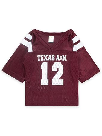 Texas A&M Lil' Ags Football Jersey