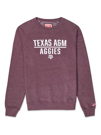 Texas A&M Aggies League Heritage Crew