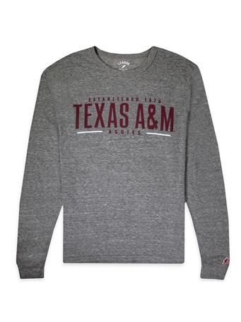 Texas A&M Victory Falls Long Sleeve