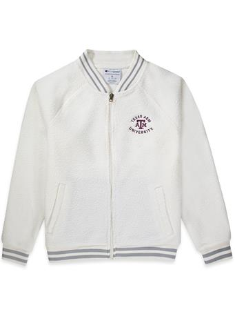 Texas A&M Champion Women's Sherpa Bomber