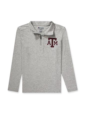 Texas A&M Champion Youth Field Day 1/4 Zip