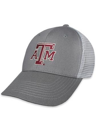 Texas A&M GameGuard GunMetal Meshback Cap