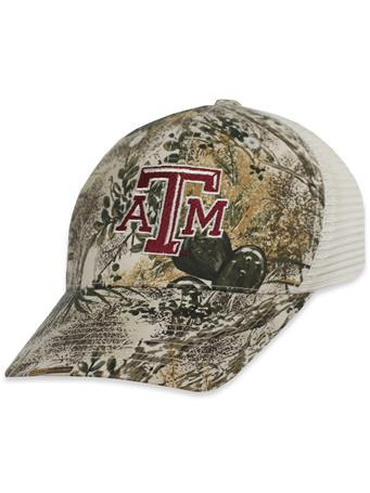 Texas A&M GameGuard Meshback Cap