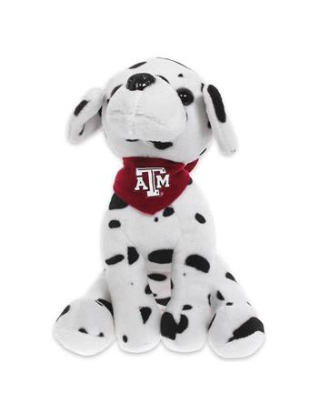 Texas A&M Plush Dalmatian