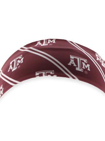 Texas A&M League Sublimated Headband