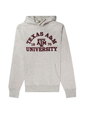 Texas A&M League 1876 Stadium Hoodie