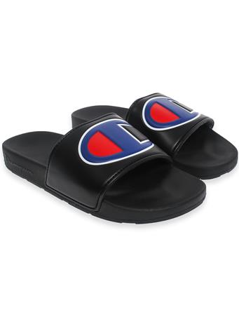 Champion Black Slides