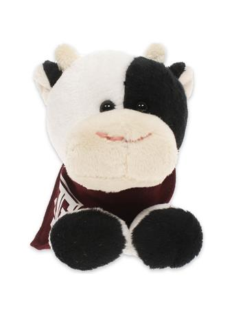 Texas A&M Short Stack Plush Cow