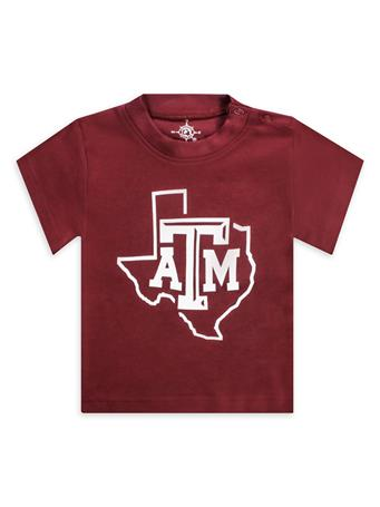 Texas A&M Lone Star Short Sleeve Tee