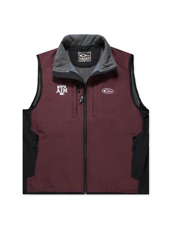 Texas A&M Drake Collegiate Tech Vest