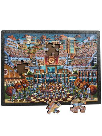 Texas A&M Kyle Field 60 Piece Puzzle