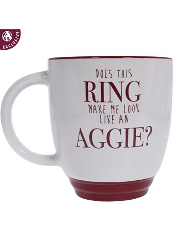 Texas A&M Aggie Ring Mug