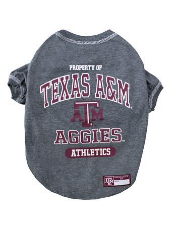 Texas A&M Aggies Pet Tee