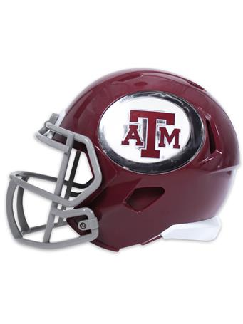 Texas A&M Football Helmet Bank