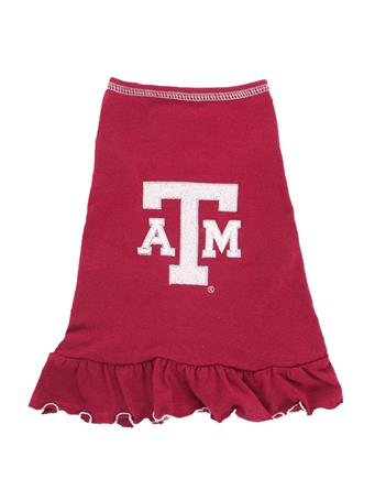 Texas A&M Aggie Dog Cheerleader Dress