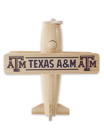 Texas A&M Wooden Airplane