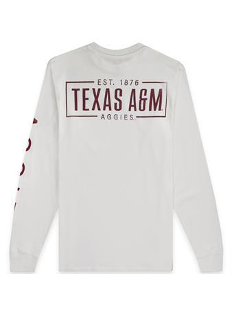 Texas A&M Aggies League Long Sleeve Pocket Tee