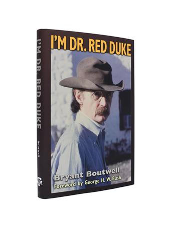 I'm Dr. Red Duke Book