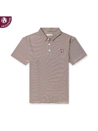 Texas A&M Infant Performance Polo