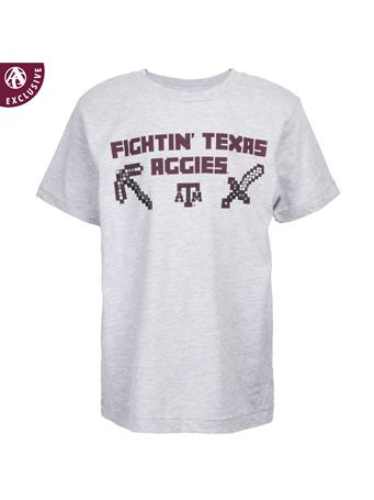 Texas A&M Youth Fightin' Maroon Craft T-Shirt