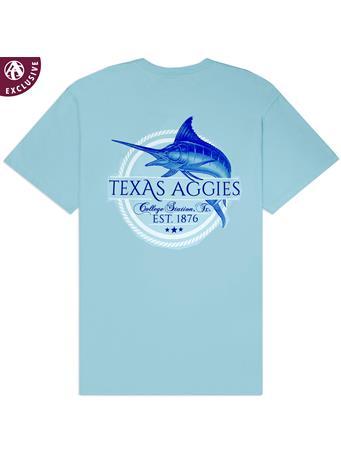 Texas A&M Aggies Marlin T-Shirt